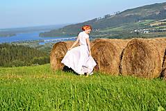 Šaty - Elegantné dlhé šaty - 7137227_