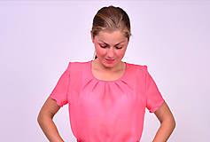 Topy - Ružový top - 7137290_