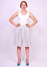 Nohavice - Kraťasová sukňa - 7137297_