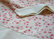 Sukne - Kvetinková sukňa - 7137341_