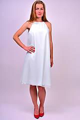 Šaty - Jemné elegantné šaty - 7139345_