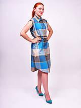 Šaty - Košeľové šaty - 7139487_