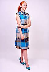 Šaty - Košeľové šaty - 7139488_