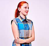 Šaty - Košeľové šaty - 7139490_