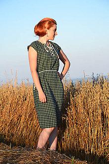 Šaty - Obojstranné šaty - 7137237_