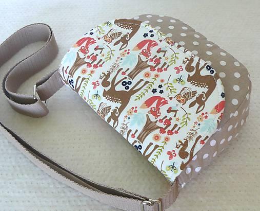 092d5c3da Detská kabelka č.13 / LEANS - SAShE.sk - Handmade Detské tašky