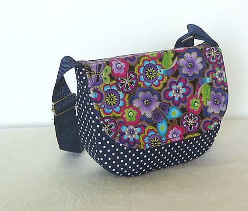 0c16aa595 Detská kabelka č.10 / LEANS - SAShE.sk - Handmade Detské tašky