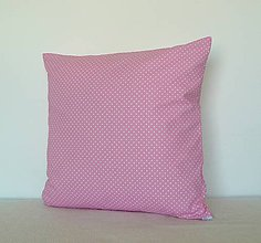 Textil - Vankúš - návliečka č.8    40x40 cm - 7137639_