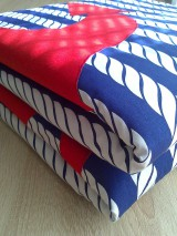 Textil - Prehoz..námornícky :) - 7143844_
