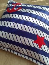 Textil - Vankúš..námorník* - 7143864_