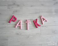 - Písmená pre dievčatko XL - 7143525_