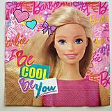 - Servítka D29- Barbie Girl - 7146051_