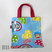 Detské tašky - Dievčenská taška - 7144599_