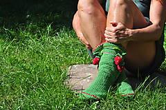 - Jahôdky v zelenom šate - 7146539_