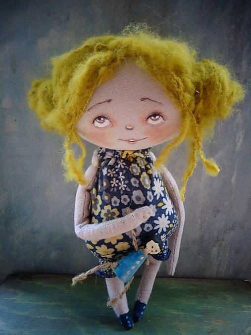 Bábiky - Stále hravá - panenka - 7148737_