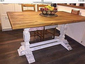 Nábytok - Stôl - 7146635_