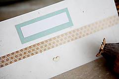 Papiernictvo - Obálka na peniaze - kvety - 7151115_