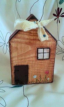 Dekorácie - domček 8 - 7151161_
