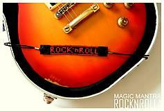 Náramky - Korálkový ROCK ´n ROLL - 7151238_