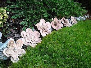Dekorácie - Kvety - 7149685_