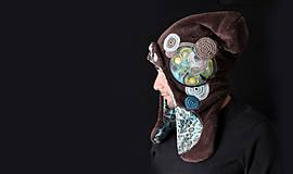 Čiapky - Originálna čiapka - obojstranná - 7149657_