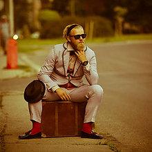 Oblečenie - Pánsky oblek Slim Fit X - 7152033_