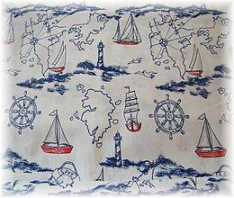 Textil - Mapa k pokladu - 7153311_