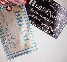 Papiernictvo - Visačky / záložky - 7155292_