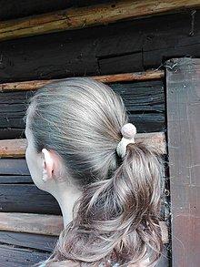 Ozdoby do vlasov - Sada gumičiek do vlasov - 7155057_