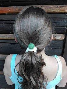 Ozdoby do vlasov - Sada gumičiek do vlasov - 7155060_