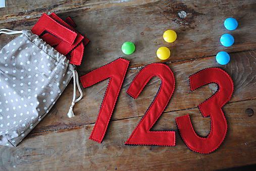 Montessori čísla