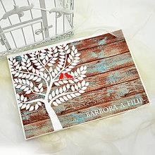 Papiernictvo - Originálna kniha hostí - 7155023_