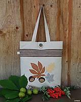 Nákupné tašky - Eko taška - jeseň - 7158030_