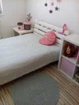 Úžitkový textil - Okrúhly koberec 100 % bavlna - šedý odtieň - 7159115_
