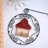 - domček Vianoce - 7161176_