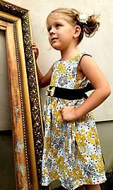 Detské oblečenie - Šatočky VANILLA SUNDAY veľkost 104/110 - 7161281_