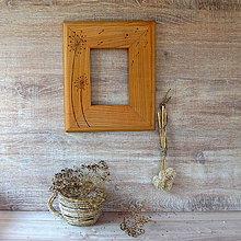 Rámiky - Drevený rám - 7161572_
