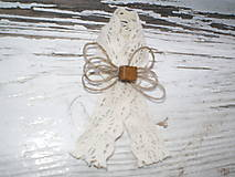vintage svadobné pierko VIII.