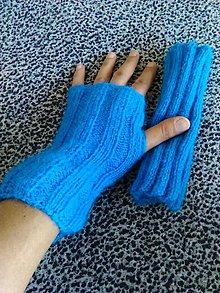 Rukavice - Bezprstove rukavice... - 7161417_
