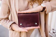 - Eggo peňaženka Smith S fialová - 7161633_