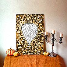 Grafika - Relaxačné omaľovánky/obrazy- list (1 (kvety)) - 7162208_