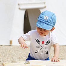Detské oblečenie - Malý amor - 7163196_