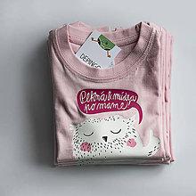 Detské oblečenie - Pekná a múdra - 7163206_