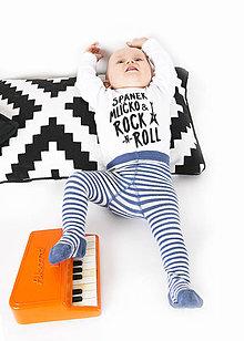 Detské oblečenie - ROCK'N'ROLL - 7163213_