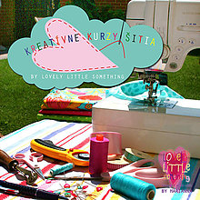 Kurzy - Individuálne kurzy kreatívneho šitia s Lovely Little Something - 7163642_