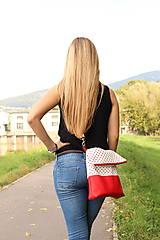 - Taška na rameno Krasolienka - 7165721_