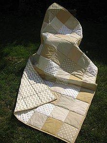 Úžitkový textil - v prírodných farbách - 7164341_