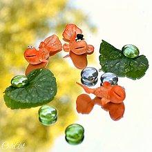 Darčeky pre svadobčanov - Zlaté rybky - darčeky pre svadobčanov/menovky - 7164687_