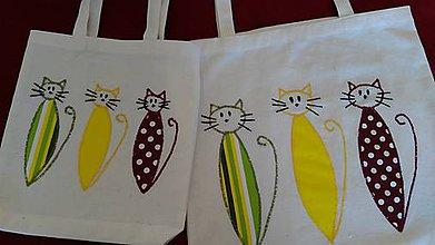 Nákupné tašky - plátené tašky - 7163301_
