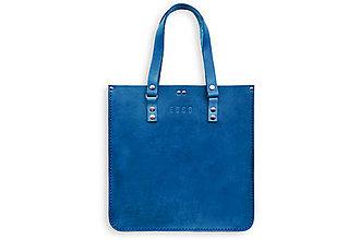 Iné tašky - Eggo taška Malinowski modrá - 7164372_